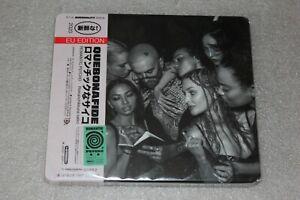 Quebonafide-Romantic-Psycho-EU-Edition-CD-Polish-Release