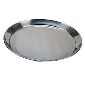 Circular-Serving-Tray-12-034-Stainless-Steel-Drinks-Restaurant-Catering-Bar-Pub