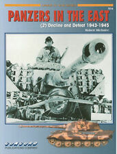CONCORD PANZERS IN THE EAST (2) DECLINE AND DEFEAT 1943-1945 MARDER HUMMEL WESPE