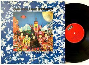 The Rolling Stones Their Satanic Majesties [Decca] Vintage Vinyl LP Record Album