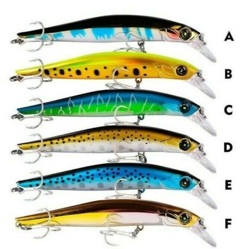 Details about  /Steel 3 hook 1# 2# 4# 6# Crank Baits Fishing Hooks Lures Treble with Feather