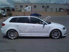 Audi A3 8P Sportback 5 doors - Side skirts