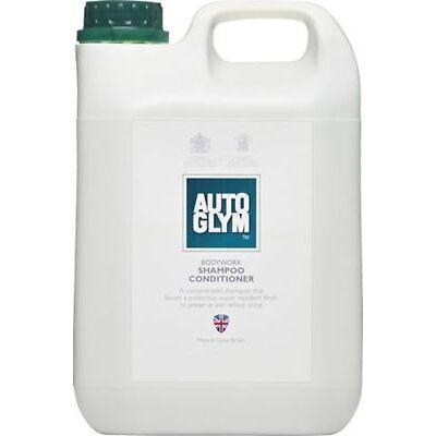 AutoGlym Bodywork Shampoo Conditioner 2.5 Litre 2.5 L Free Postage