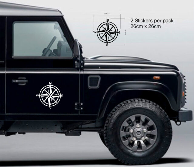 Landrover Discovery Side Stripe Decals Stickers Land Rover: Land Rover 300 TDI Stickers Decal Graphics Defender