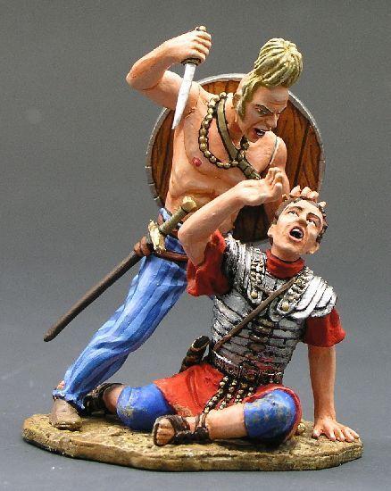 King & Land Barbaren & Römer BAR012 No Mercy MIB