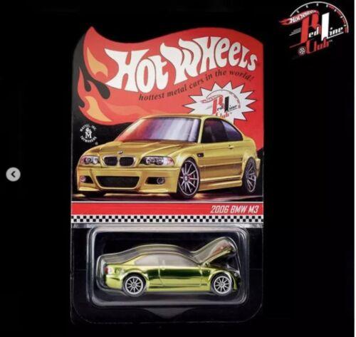 Hot Wheels RLC BMW M3 E46 Pre-order