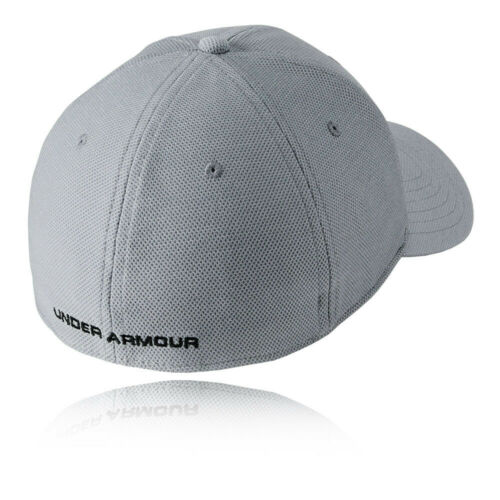 Under Armour Unisex Heathered Blitzing 3.0 Running Cap Grey Sports