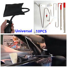 Universal Car Door Key Opening Repair Tools Lost Lock Out Emergency Opener 10PCS