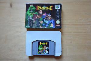 N64-Rampage World Tour - (OVP)