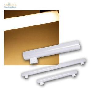 ampoules Tube Lampe Ampoule DEL lignes Lampe s14s 30//50//100cm Blanc Chaud 2700k