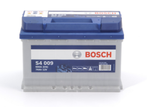 S4009 BOSCH CAR BATTERY 4 YEAR WARRANTY OE QUALITY