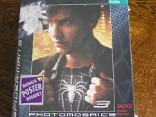 2007 Buffalo Games 300-Pc SPIDER~MAN Photomosaics Jigsaw Puzzle PETER PARKER~NIB
