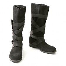 JUNYA WATANABE Belt design suede boots Size M(K-32085)
