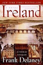 IRELAND a novel by Frank Delaney paperback book FREE SHIPPING irish history