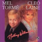 Nothing Without You by Mel Torm' (CD, Jul-1992, Concord)