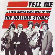 ☆ CD Single The ROLLING STONES Tell me 2-track CARD SLEEVE  ☆