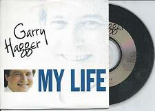 GARRY HAGGER - My life CD SINGLE 2TR CARDSLEEVE 1997 BELGIUM