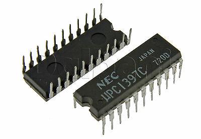 NEC UPC1397C Bipolar Analog Interface DIP22 x 1pc