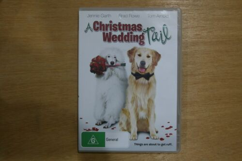 1 of 1 - A Christmas Wedding Tail (DVD, 2011)  - VGC Pre-owned (D45)