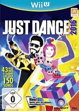 Just Dance 2015 (Nintendo Wii U, 2015, DVD-Box)
