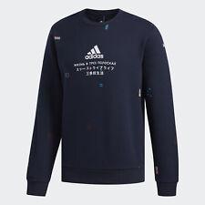 adidas Global Citizens Crew Sweatshirt Men's Sweatshirts
