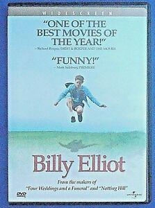 DVD-video-widescreen-Billy-Elliot-2000-Universal-Studios