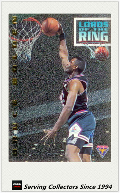 1994 Australia Basketball Card NBL Series 2 Lord Of The Ring LR8--Bruce Bolden