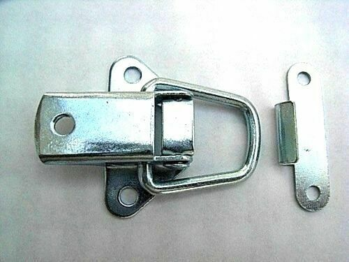 Toggle Catch Door Fastener Nickel Plated Tool Box Lid Catches Multi Listing