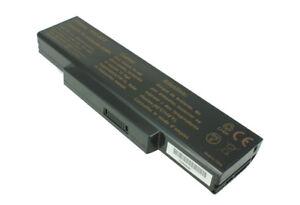 PowerSmart 4400mAh Akku für Asus A72DR K72JF K72K K73SV N73J N73V X7BJQ