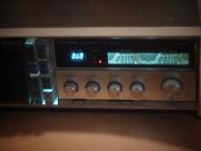 Luxman KX-100 Vintage Cassette Deck KX100 Lux As-is
