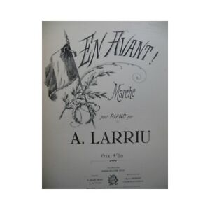 LARRIU-A-En-Avant-piano-partition-sheet-music-score