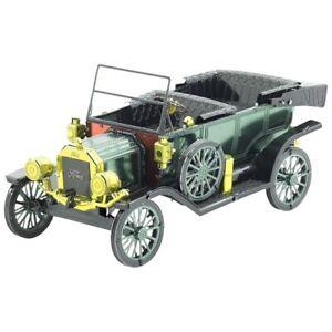 Metal-Earth-Ford-1910-Model-T-3D-Metal-Kit-Original-1196