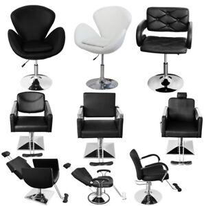reclining hydraulic barber chair for salon beauty tattoo