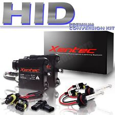 Xeno Xenon HID KIT 9004 9007 6000K White Dual Beams Headlight Conversion Light