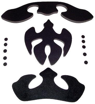 Protec Pro-Tec Ace Skateboard Snowboard Aftermarket Helmet Pads Liner Kit Set