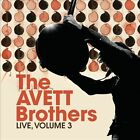 Live, Vol. 3 by The Avett Brothers (CD, 2010, American)