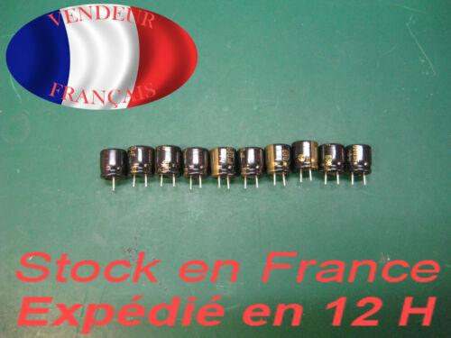 Brand PANASONIC 680 Uf 4 V Condensatore X 10 Marca