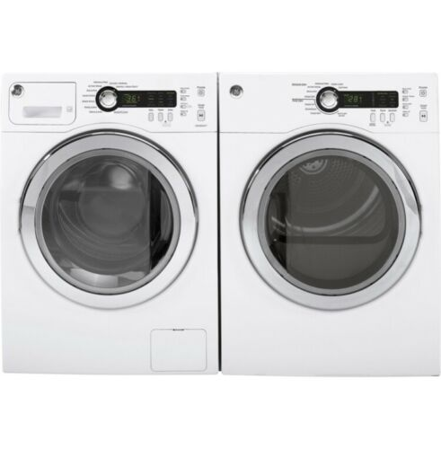 Matching GE Stackable Washer & Dryer Set (For Local Pickup ONLY)