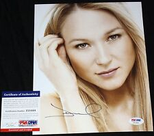 Jewel Kilcher signed 8 x 10, You Were Meant for Me, Foolish Games,PSA/DNA Z31444