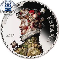 Spanien 50 Euro Silber 2015 PP Schätze in spanischen Museen: Velazquez in Farbe
