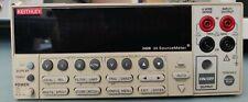 Keithley 2420 3 Amp Sourcemeter Instrument