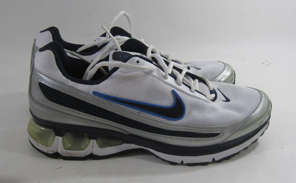 317918-143 Homme Nike Air Max Turbulence  Chaussures de sport pour hommes et femmes