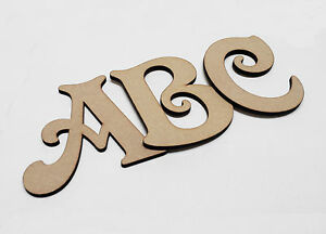 Wooden letters decoration craft shape toy box name 100 200mm image is loading wooden letters decoration craft shape toy box name thecheapjerseys Gallery
