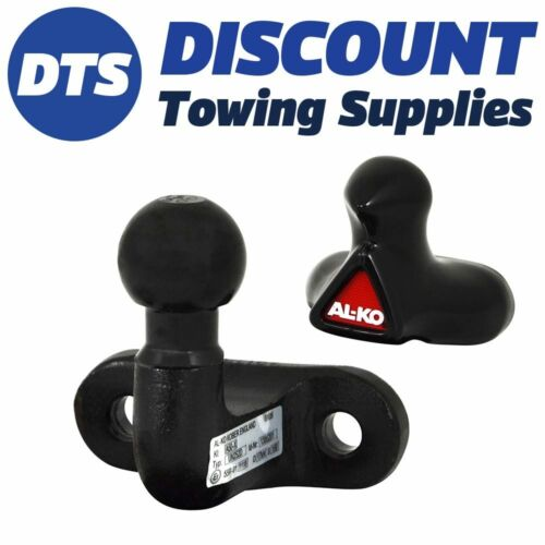Auto-Trail 50mm Genuine ALKO Towball /& Cover for AKS Hitches