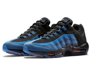 Details about New Nike Air Max 95 LJ QS Lebron James Coastal Blue Court Blue Size 7 822829 444