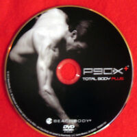 P90x+ - Total Body Plus - Dvd - Official Release