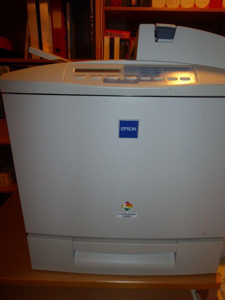 printer, Epson, God