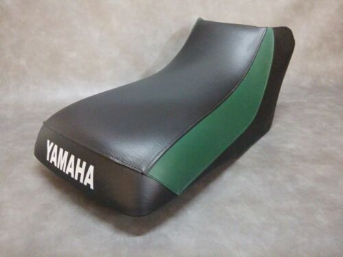 ST//A Yamaha Timberwolf 250 Seat Cover  in 2-TONE CONCEAL /& BLACK or 25 colors