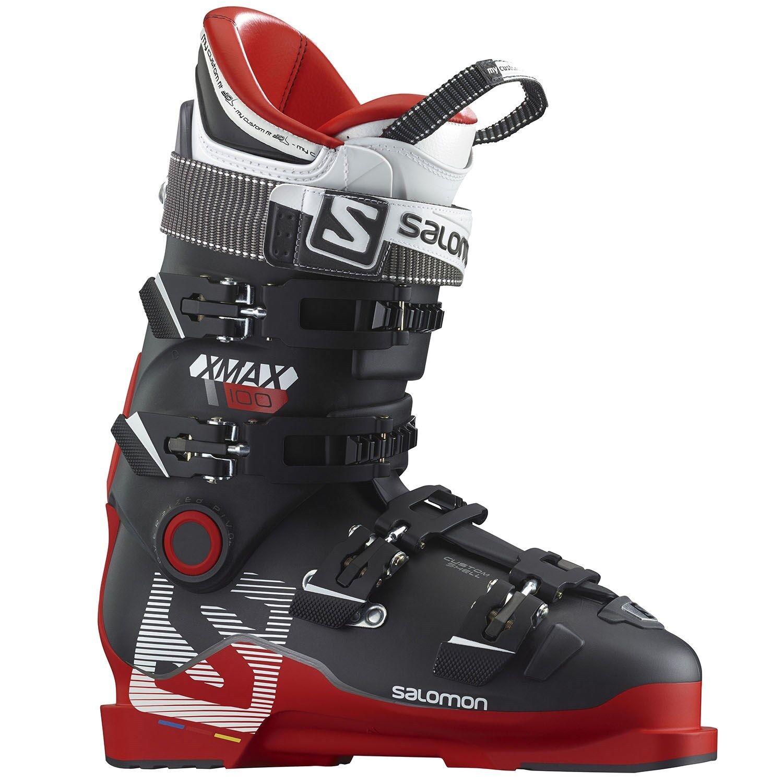 Salomon X Max 100  Herren Ski Stiefel Größe 27.5