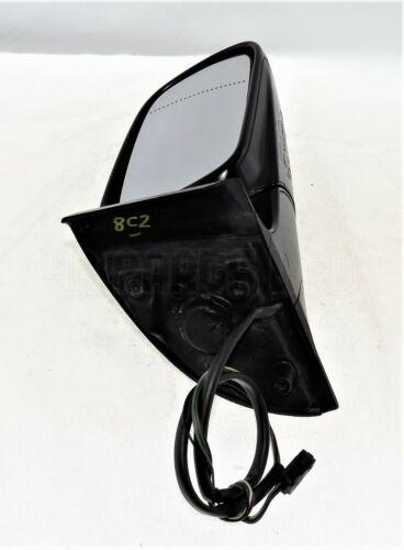 Peugeot 307 CC SW Hatchback 00-08 Right Side Electric Door Mirror Metallic Black